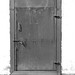 Newcastle Icon - Newcastle Ocean Baths - Pump House door