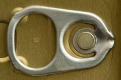 sardine tin (jlodder) Tags: macromondays closed tin can sardines wildplanet sealed pulltab yellow 1x 11