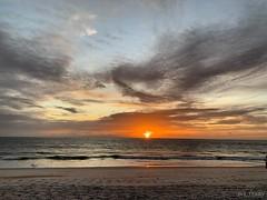 (skepvzrq47) Tags: ocean beach sunrise seaside southernliving saltlife nature