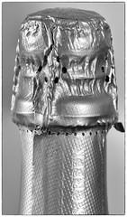 Sealed (231/365) (johnstewartnz) Tags: macro macromonday macromondays closed sealed winebottle monochrome niksilvereffectspro blackandwhite bw 100canon 100mm 100mmf28lmacro 100mmmacro tripod 231365 day231 onephotoaday oneaday onephotoaday2019 365project project365