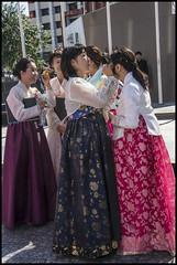 Korean singers waiting to go on stage-10= (Sheba_Also 46000 + photos-Videos) Tags: korean singers waiting go stage brisbane king george square