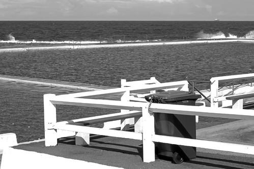 Newcastle Icon - Newcastle Ocean Baths -