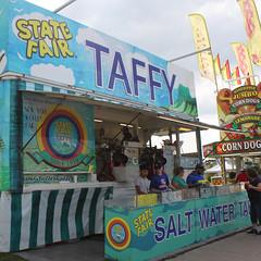State Fair Taffy 08182019 (Orange Barn) Tags: illinoisstatefair illinoisstatefairgrounds illinoisdepartmentofnaturalresources taffy confectionery saltwatertaffy 119picturesin2019 statefairtaffy