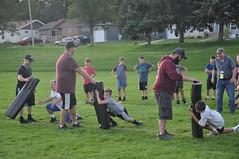 BYFL Camp 081519 243 (Bismarck Pro) Tags: byfl football camp 081519 bismarck youth league north dakota