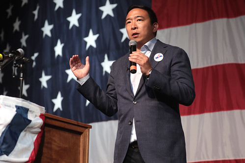 Andrew Yang by Gage Skidmore, on Flickr