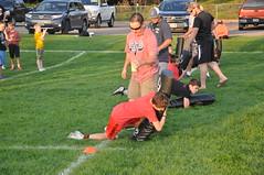 BYFL Camp 081519 234 (Bismarck Pro) Tags: byfl football camp 081519 bismarck youth league north dakota