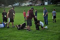 BYFL Camp 081519 232 (Bismarck Pro) Tags: byfl football camp 081519 bismarck youth league north dakota