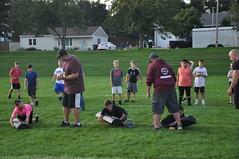 BYFL Camp 081519 229 (Bismarck Pro) Tags: byfl football camp 081519 bismarck youth league north dakota