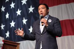 Andrew Yang (Gage Skidmore) Tags: andrew yang iowa democrat democratic wing ding 2019 surf ballroom clear lake wingding