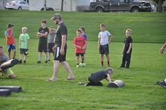 BYFL Camp 081519 274 (Bismarck Pro) Tags: byfl football camp 081519 bismarck youth league north dakota