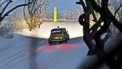 rally mini 12 (Keischa-Assili) Tags: austin mini cooper bmw rally car snow forza horizon 4 4k uhd wallpaper screenshot photo