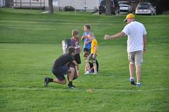 BYFL Camp 081519 272 (Bismarck Pro) Tags: byfl football camp 081519 bismarck youth league north dakota