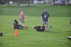 BYFL Camp 081519 271 (Bismarck Pro) Tags: byfl football camp 081519 bismarck youth league north dakota