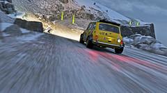 rally mini 8 (Keischa-Assili) Tags: austin mini cooper bmw rally car snow forza horizon 4 4k uhd wallpaper screenshot photo