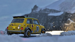 rally mini 5 (Keischa-Assili) Tags: austin mini cooper bmw rally car snow forza horizon 4 4k uhd wallpaper screenshot photo