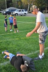 BYFL Camp 081519 237 (Bismarck Pro) Tags: byfl football camp 081519 bismarck youth league north dakota