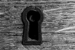 A Closed Drawer (Ian Charleton) Tags: macromondays closed drawer keyhole lock wood antique macro closeup locked