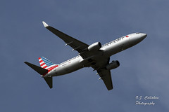 18Aug2019MCO_0H3A3610 (OJCPhotoInc) Tags: americanairlines n975an boeing737823 boeing737800 boeing737 boeing mco orlandointernationalairport climbout orlando fl usa