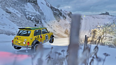 rally mini 10 (Keischa-Assili) Tags: austin mini cooper bmw rally car snow forza horizon 4 4k uhd wallpaper screenshot photo