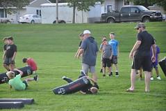 BYFL Camp 081519 268 (Bismarck Pro) Tags: byfl football camp 081519 bismarck youth league north dakota