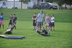 BYFL Camp 081519 263 (Bismarck Pro) Tags: byfl football camp 081519 bismarck youth league north dakota
