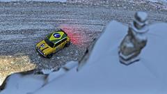 rally mini 3 (Keischa-Assili) Tags: austin mini cooper bmw rally car snow forza horizon 4 4k uhd wallpaper screenshot photo