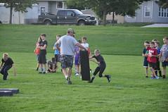 BYFL Camp 081519 262 (Bismarck Pro) Tags: byfl football camp 081519 bismarck youth league north dakota