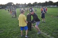 BYFL Camp 081519 258 (Bismarck Pro) Tags: byfl football camp 081519 bismarck youth league north dakota