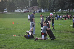 BYFL Camp 081519 255 (Bismarck Pro) Tags: byfl football camp 081519 bismarck youth league north dakota