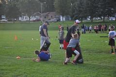 BYFL Camp 081519 254 (Bismarck Pro) Tags: byfl football camp 081519 bismarck youth league north dakota