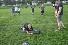 BYFL Camp 081519 252 (Bismarck Pro) Tags: byfl football camp 081519 bismarck youth league north dakota