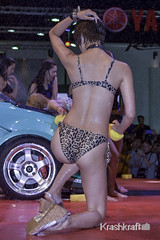 Bangkok Auto Salon (krashkraft) Tags: 2015 allrightsreserved autosalon bangkok beautiful beauty carwash gorgeous krashkraft pretty sexy thailand