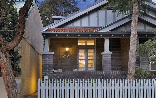 353 Young Street, Annandale NSW 2038