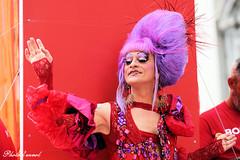 Jour de défilé LGBTQ2 à Montréal (photolenvol) Tags: parade gaypride montreal lgbtq2 village festival madolamothe dragqueen ¸