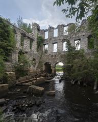 MillRuin2 (www.vanishingnewengland.com) Tags: mill ruin ruins abandoned history old vanishing new england rhode island decay river industrial