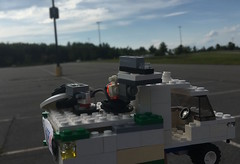 Hey! There Goes that News Truck Again! (steven.m.clickford) Tags: 14th 2019 august eng lego
