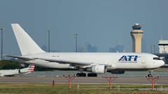 N763CX Boeing 767-200 ATI (SamCom) Tags: n763cx boeing 767200 ati b762