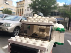 Hey! There's a News truck! (steven.m.clickford) Tags: 14th 2019 august eng lego manchester nh