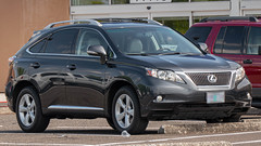 2011 Lexus RX 350 (mlokren) Tags: 2019 car spotting photo photography photos pic picture pics pictures pacific northwest pnw pacnw oregon usa vehicle vehicles vehicular automobile automobiles automotive transportation outdoor outdoors suv cuv crossover gray 2011 lexus rx 350