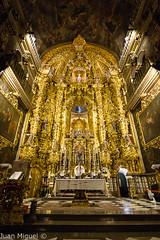 Basílica de San Juan de Dios (Juan Miguel) Tags: andalucía church cristianismo españa europa europe granada iglesia juanmiguel sanjuandedios sonyalpha65 spagne spain spanien tokina1116 architecture arquitectura interior