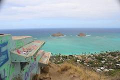 IMG_3609 (athomedude) Tags: hawaii oahu pillbox ocean beach trail hike fun graffiti peaceful serene unplugged offgrid wind nature landscape viewpoint view