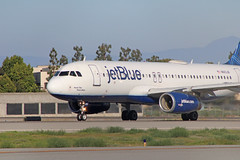 JetBlue A320-232 (N663JB) @KLGB (jebzphoto) Tags: jetblue airbus a320 long beach klgb lgb plane planes aircraft airplane airplanes aviation planespotting airport airports airline airlines commercial