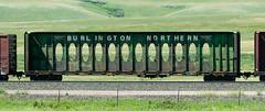 BN 624285 (johnstewartnz) Tags: bn burlingtonnorthern bn624285 centrebeamflat empty montana usa canon canonapsh apsh eos 1dmarkiii 1d3 1dmark3 1d 1dmkiii 1diii canoneos1dmkiii 70200mm 70200 70200f28 70200mmf28 freightcar railroad