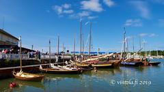 vintola photography (vintola) Tags: naantali nådendal finland finnland vintola pier kai kaj saaristolaisvene vene purjevene puuvene satama laituri harbour harbor hamn hafen boat boot båt segelbåt sailingboat segelboot holzboot träbåt woodenboat