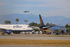 JetBlue A320-232 (N712JB) @KLGB (jebzphoto) Tags: jetblue airbus a320 long beach klgb lgb plane planes aircraft airplane airplanes aviation planespotting airport airports airline airlines commercial ups 757 boeing cessna