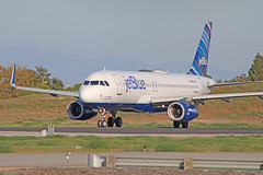JetBlue A320-232 (N807JB) @KLGB (jebzphoto) Tags: jetblue airbus a320 long beach klgb lgb plane planes aircraft airplane airplanes aviation planespotting airport airports airline airlines commercial
