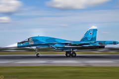 Сухой Су-34 / Sukhoi Su-34 (FoxbatMan) Tags: сухой су34 sukhoi su34 ввс россии russian air force aviadarts2019 авиадартс2019