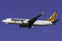 VH-VUD B738 TIGER YBBN (Sierra Delta Aviation) Tags: tiger air boeing b738 brisbane airport ybbn vhvud