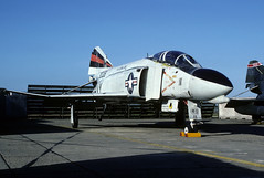 Photo of McDonnell F-4N Phantom II 153008 NK 111 Ex VF.154 26-07-86