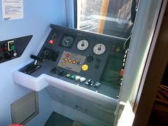 Thales Train Protection and Warning System (TPWS) (Chi Bellami) Tags: technology train control panel thales trainprotectionandwarningsystem tpws